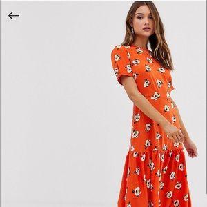 ASOS - River Island maxi dress Size 4